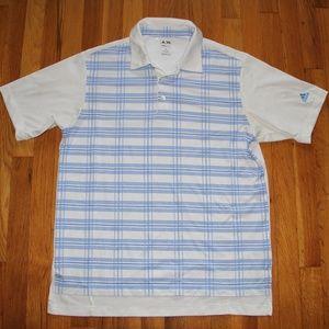 Adidas Golf ClimaCool Short Sleeve Polo Men's M